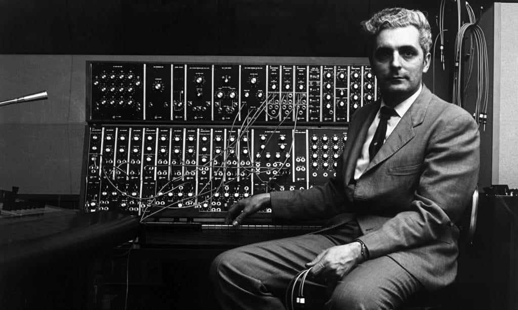 historia de la musica electronica