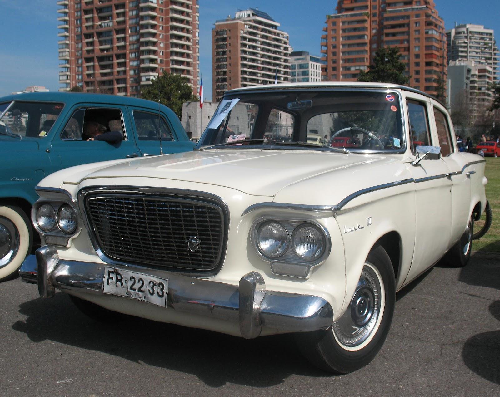Historia del Automóvil y su Evolución-Autos Chilenos