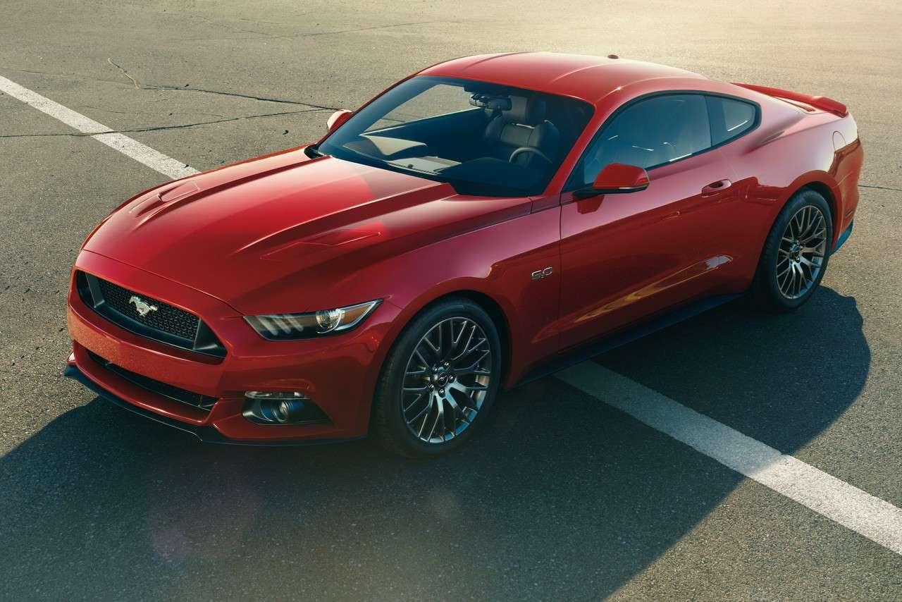 Historia del Automóvil y su Evolución-Mustang