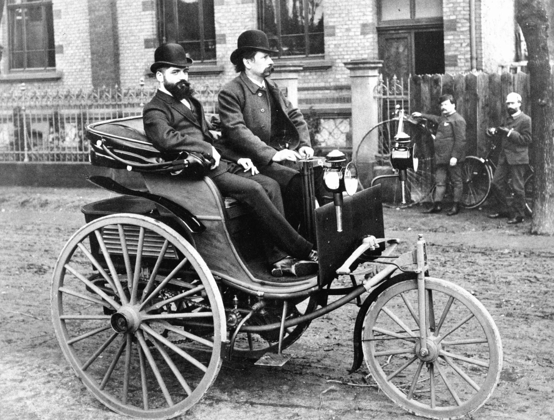 Historia del Automóvil y su Evolución-Historia