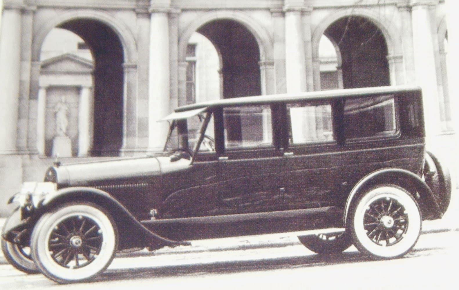 Historia del Automóvil y su Evolución-Origen