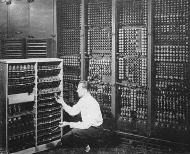 Historia de la informática-primeros ordenadores