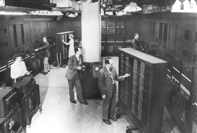 Historia de la informática-primera generación
