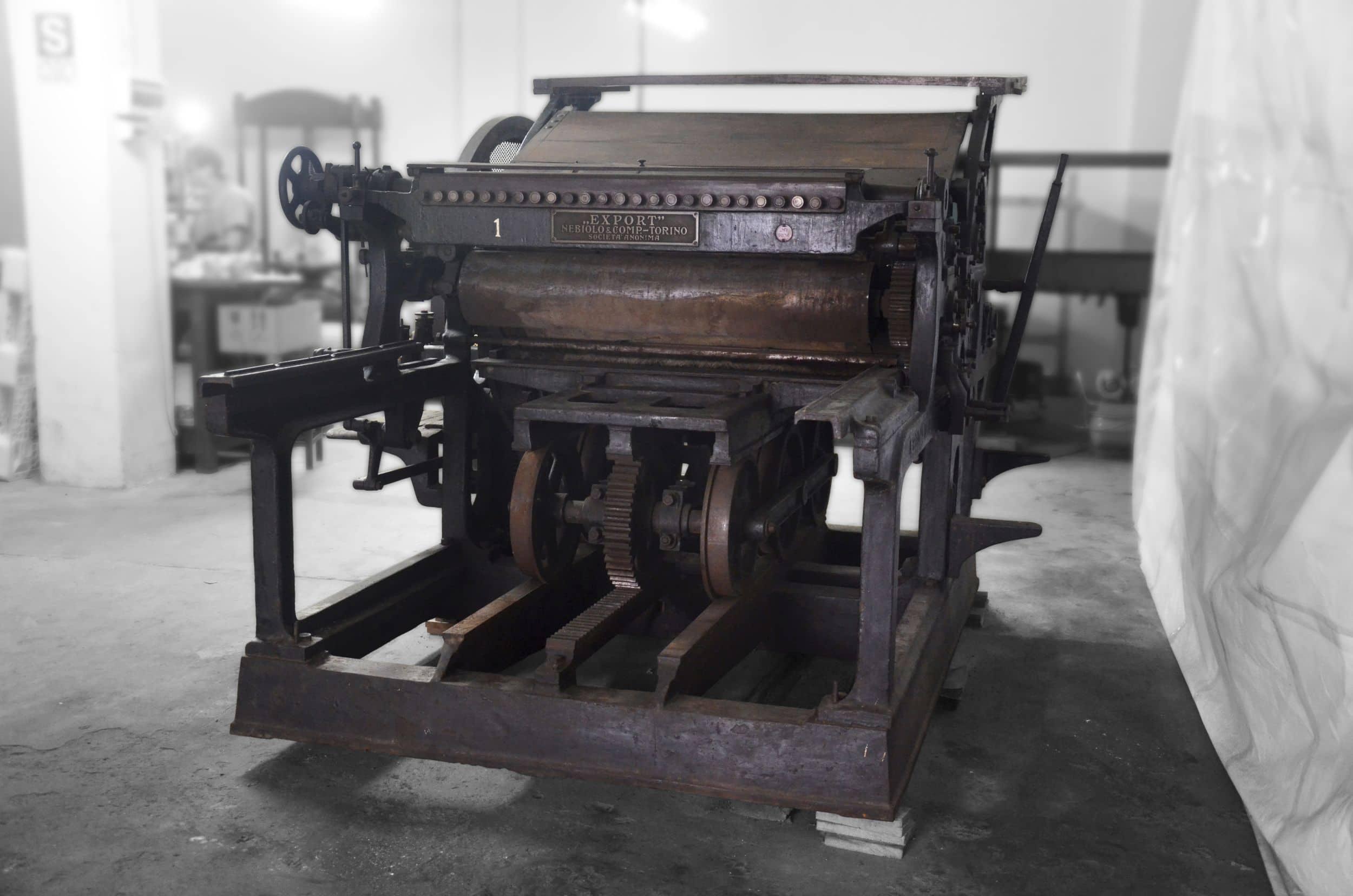 Historia de la imprenta-Imprenta en Perú