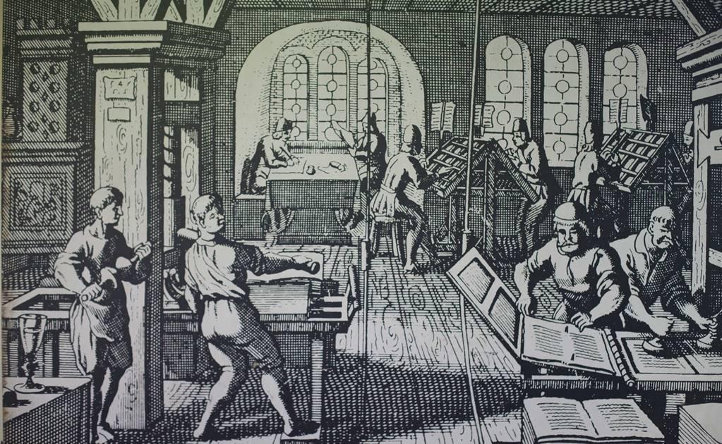 Historia de la imprenta-Imprenta en España