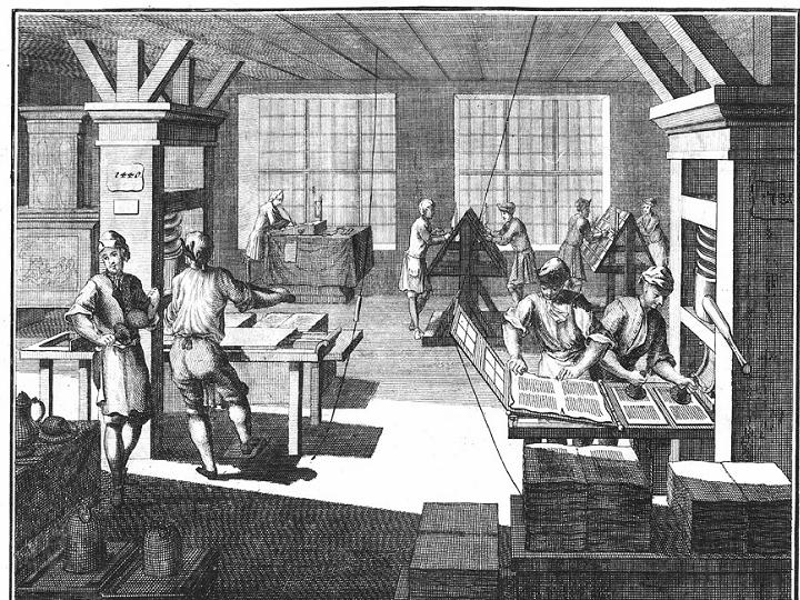 Historia de la imprenta-Imprenta en guatemala