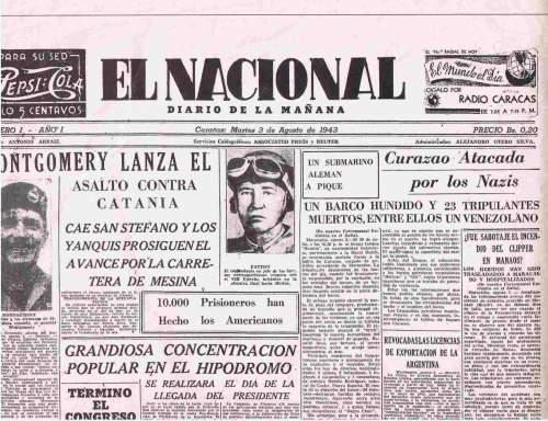 Historia de la imprenta-Imprenta en Venezuela
