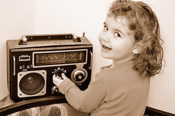 Historia de la radio principios