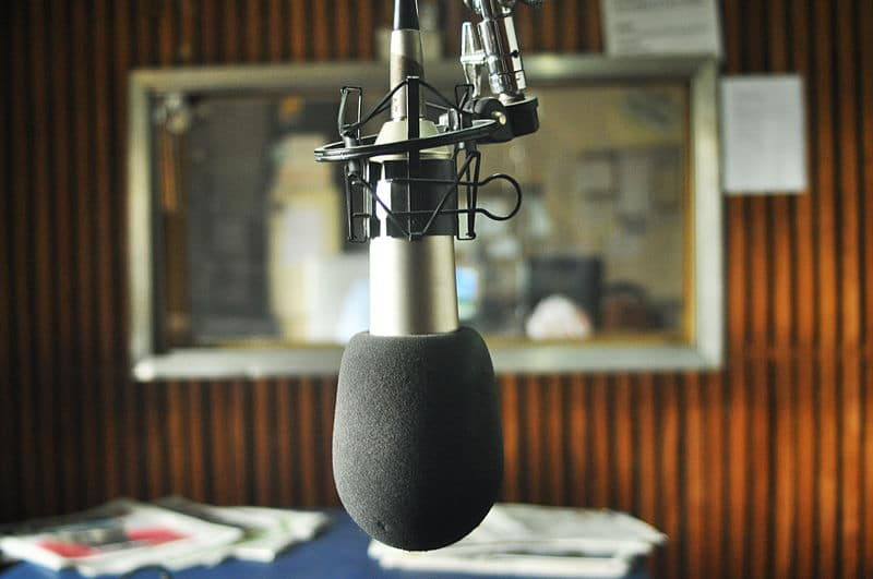 historia d ela radio vistual