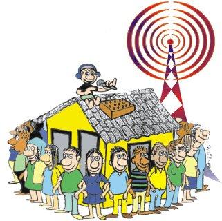 Historia de la radio comunitaria