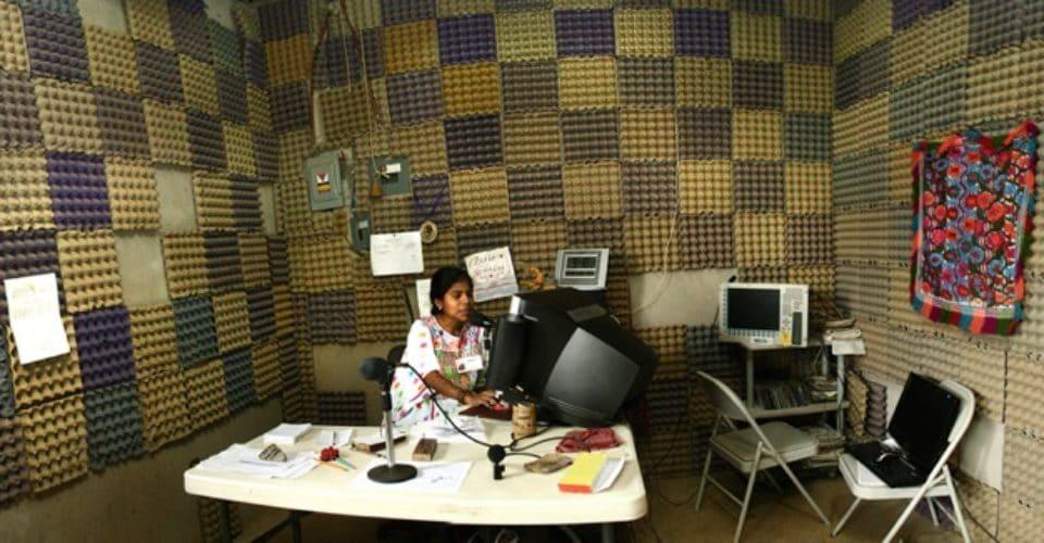 historia de la radio comunitaria mexico