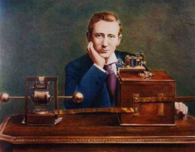 Historia de la radio, el telegrafo