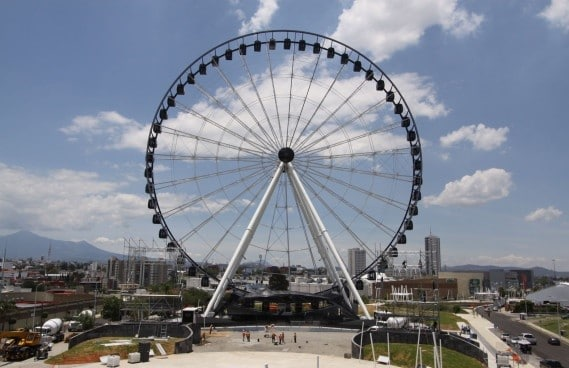 Historia de la rueda y sus clases-rueda de la fortuna