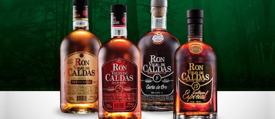 Historia del Ron-Ron Viejo de Caldas