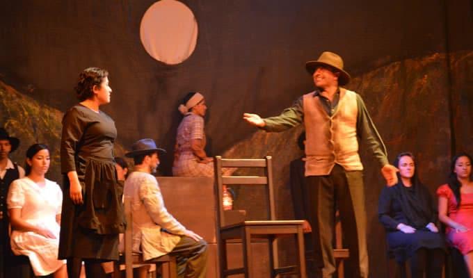 Historia del Teatro Ecuatoriano-obras