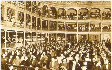 Historia del Teatro Ecuatoriano-Historia