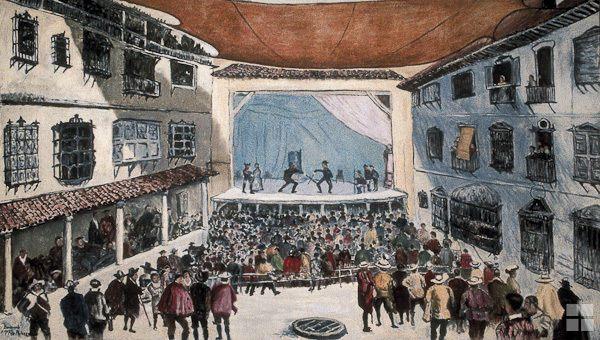Historia del Teatro Español-Edad dorada