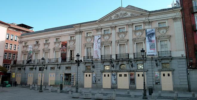 Historia del Teatro Español-Teatro en España