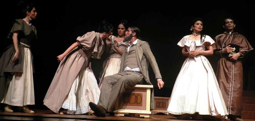 Historia del Teatro Latinoamericano-obras