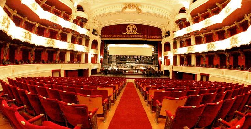 Historia del Teatro en Chile-palco