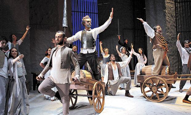 Historia del Teatro en Chile-Obras