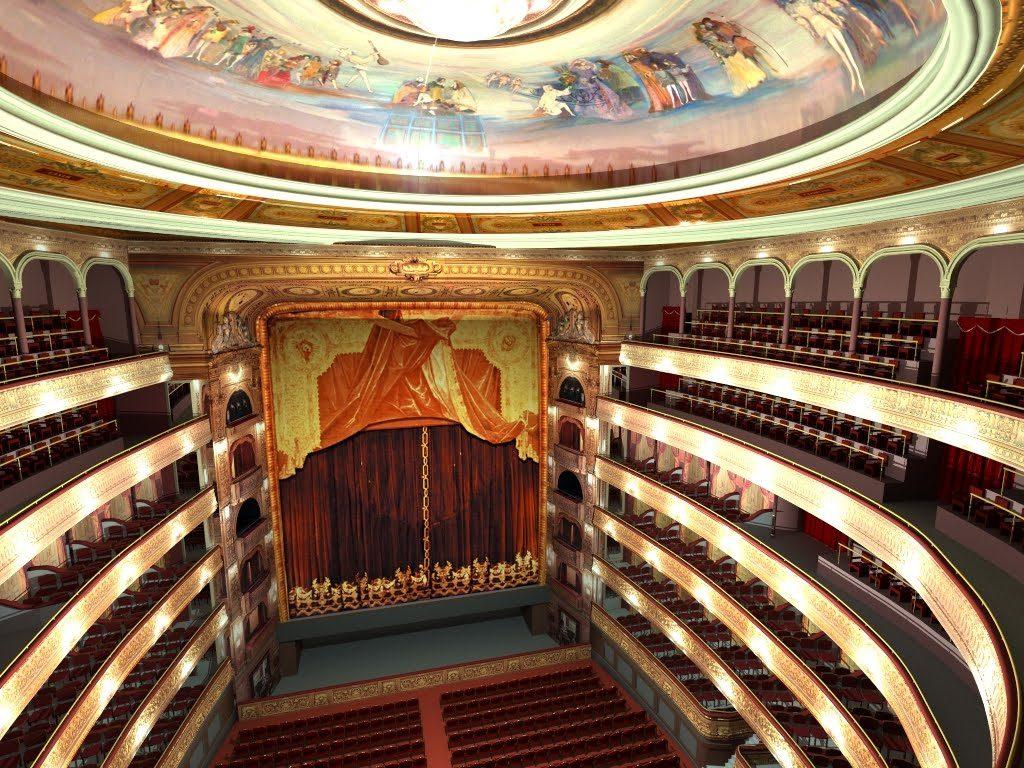 Historia del Teatro en Colombia