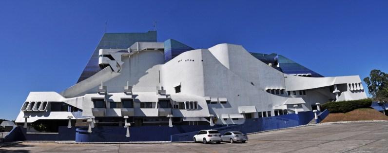 Historia del Teatro Nacional de Guatemala-Teatro Nacional Miguel Angel Austrias