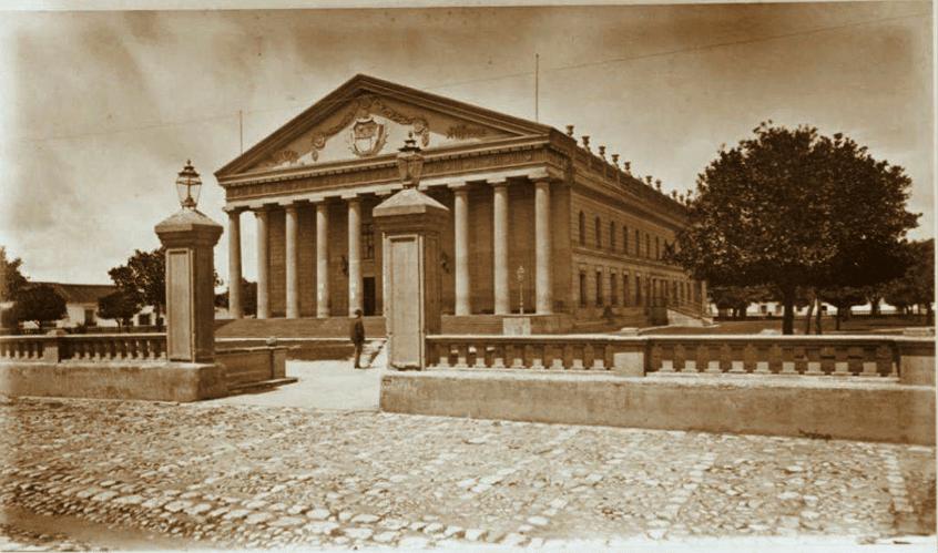 Historia del Teatro Nacional de Guatemala-Teatro Colón