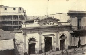 Historia del teatro en el Perú-historia