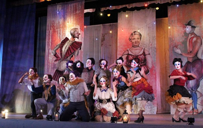 Historia del teatro en venezuela-obras