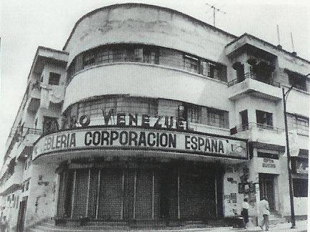 Historia del teatro en venezuela-historia