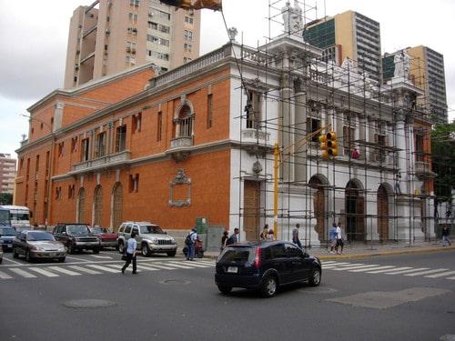 Historia del teatro nacional-remodelaciones