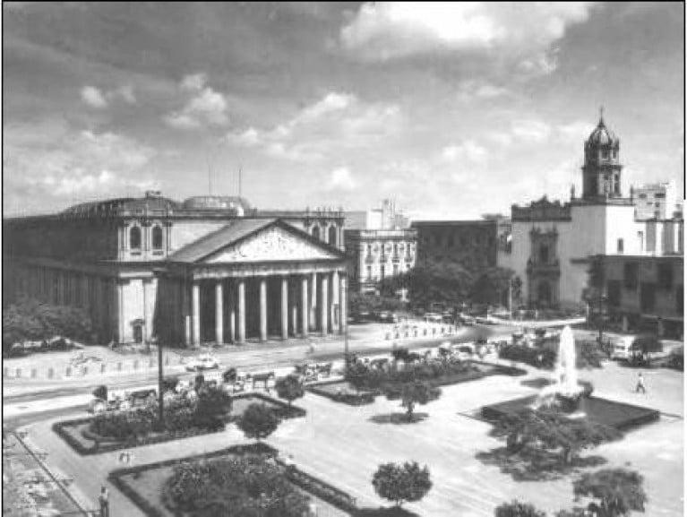 Historia del teatro degollado-historia