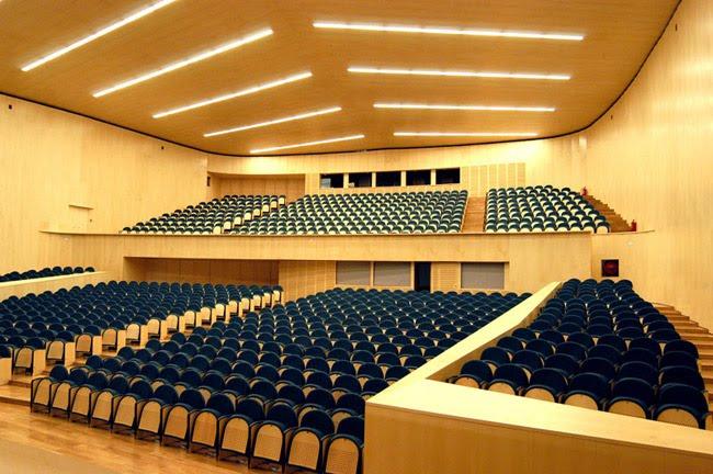 Historia del Teatro Moderno-Palco
