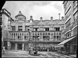 Historia del Teatro Moderno-Historia