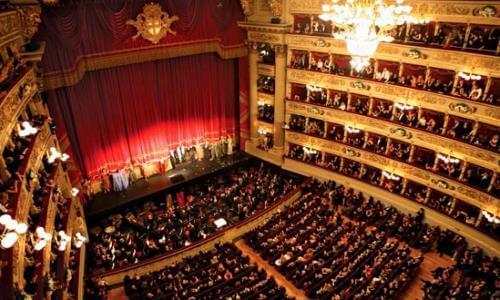 Historia del Teatro Musical-Teatro