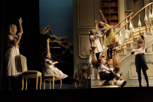 Historia del Teatro Musical-Novicia Rebelde