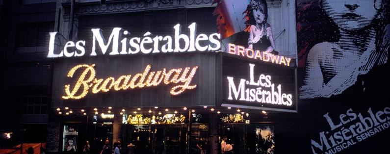Historia del teatro musical-Broadway