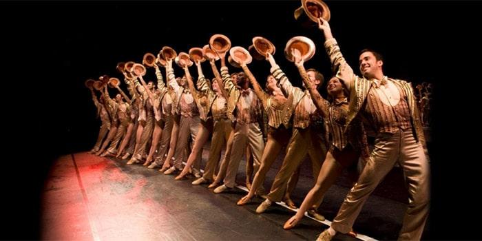 Historia del teatro musical-Obras destacadas