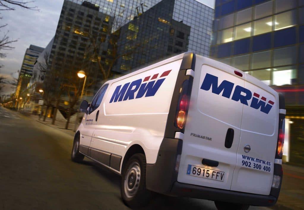 correo certificado MRW