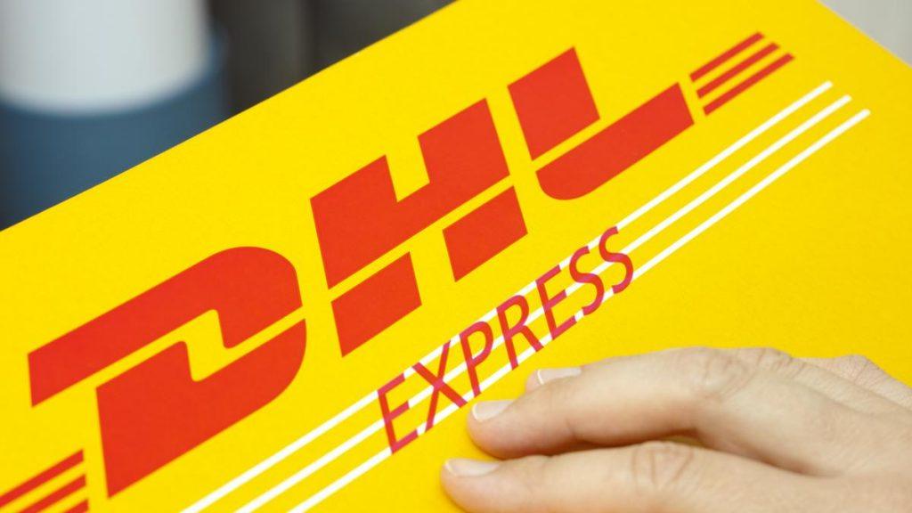 correo certificado DHL