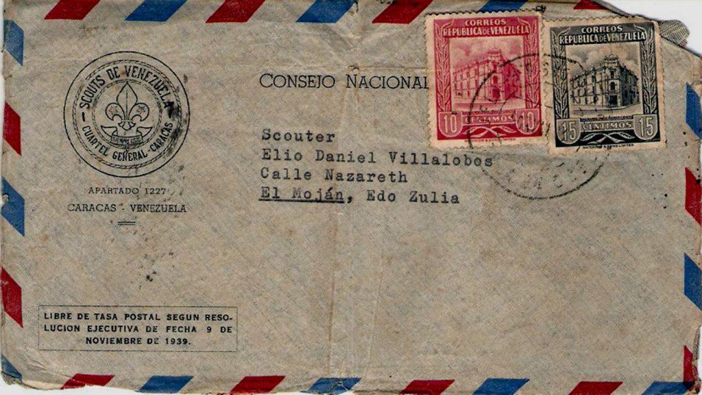 correo postal en Venezuela
