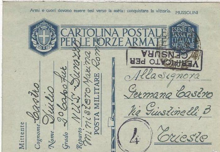 correo italiano