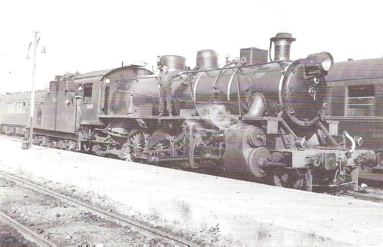 correo ferrocarriles historia