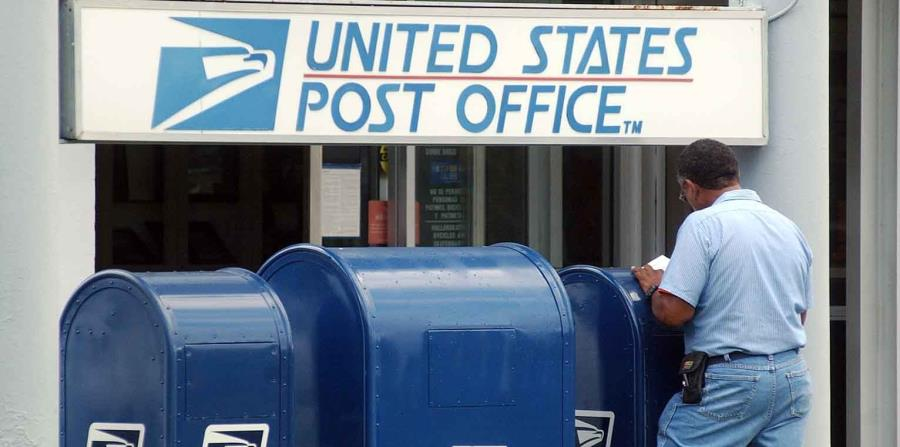 oficina postal del correo