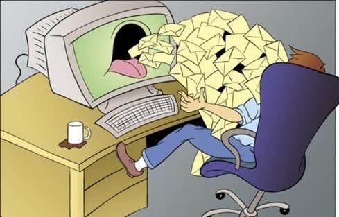 correo basura