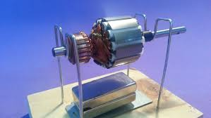 History of electricity, engine