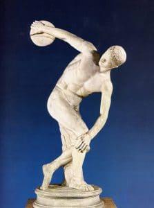 Historia del deporte en Grecia
