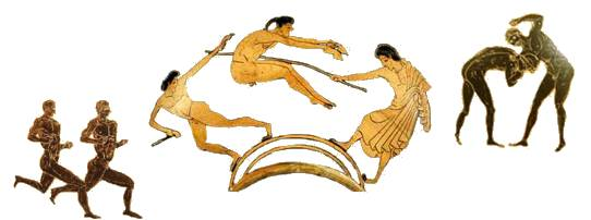 Grecia y sus deportes