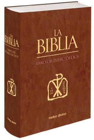 la biblia presentación